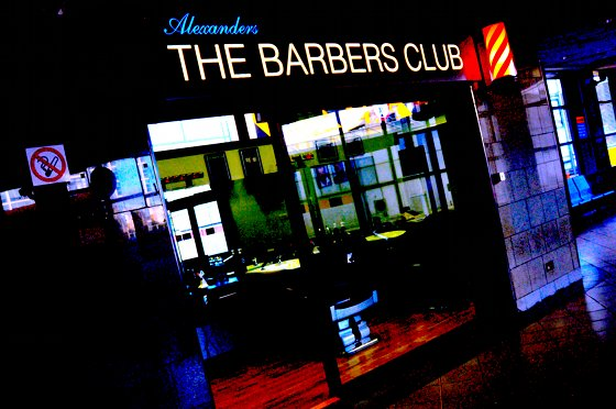 THE BARBERS CLUB