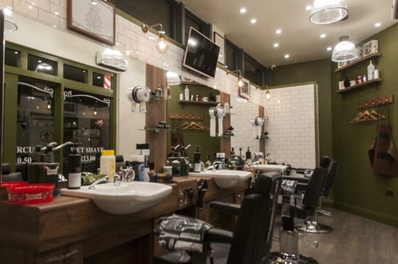 The Barbers Club, Hammersmith Barbers, W6 Barbers